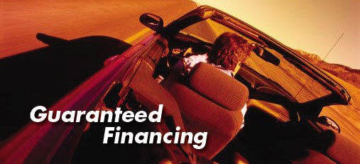 Guaranteed Automobile Financing for people with bad credit or low credit scores